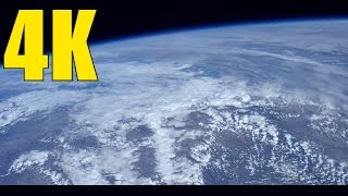 NASA 4K Video: Jeff's Earth From Space - A View From The International Space Station / ISS UHD