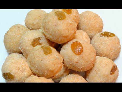 Rava Laddu / Suji Laddo- by Indian Andhra telugu Sweets- Siriplaza@ siriplaza.com