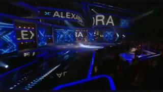 The X Factor - Week 5 Act 8 - Alexandra Burke |