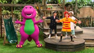 Barney: Let's Go to the Firehouse - Clip