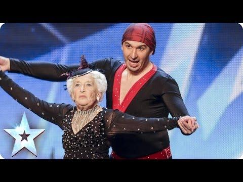 Spectacular Salsa Paddy & Nico Electric Ballroom Britain s Got Talent 2014