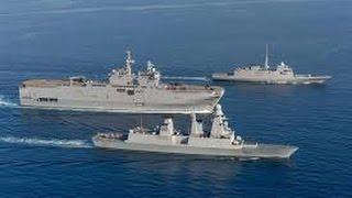 Top 5 des meilleurs bâtiments de la Marine Nationale Française 🇫🇷 !