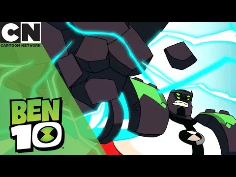 Ben 10 | New Four Arms Ultimate Upgrade | Cartoon Network