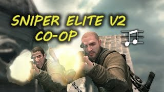 Sniper Elite V2 (released in 2012) CO-OP