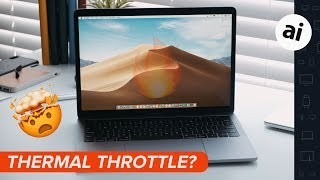 Does the new 13-inch MacBook Pro Thermal Throttle?