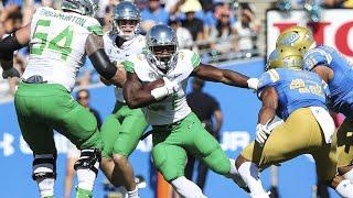 Highlight: Royce Freeman becomes Oregon