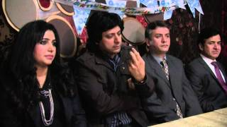 Jawad Ahmed press conference 1 in Birmingham:Coverage by cniuk