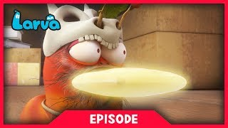 LARVA - WILD RED | Cartoon Movie | Cartoons For Children | Larva Cartoon | LARVA Official