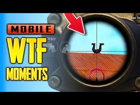 PUBG Mobile FUNNY And WTF Moments 5