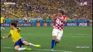 Brazil VS Croatia in Arabic by RAUF KHELIF  ( marcello-neymar 2 -oscar)