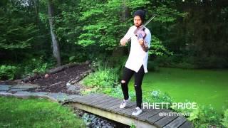 cheerleader violin remix  omi felix jaehn remix  rhett price