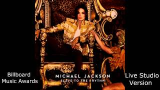 Michael Jackson - Slave To The Rhythm (Live Studio Version) [link in description]