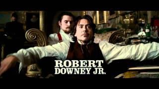 Sherlock Holmes: A Game of Shadows Trailer 2011 HD