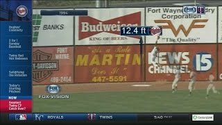Torii Hunter breaks down one of his favorite catches