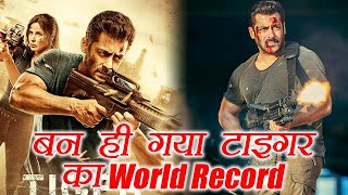 Salman Khan Tiger Zinda Hai Trailer creates a World Record | FilmiBeat