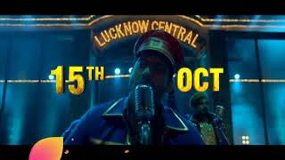 LUCKNOW CENTRAL: 15th October, Sunday 1pm