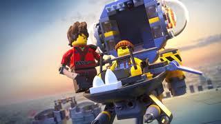 Ninja Showdown - The LEGO NINJAGO MOVIE - Product Animation
