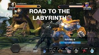 Road to the Labyrinth - Round 6 Complete