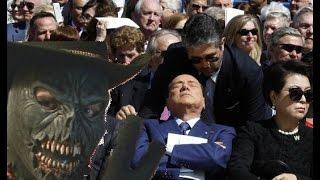 Berlusconi va alla festa del PD per errore! Dopo Vespa scambiato per Fede, altra figuraccia!