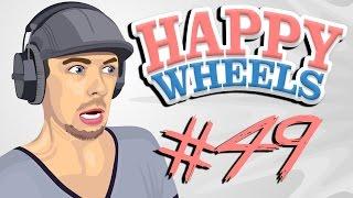 Happy Wheels - Part 49 | 100% BOSS!!