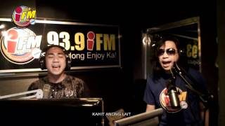 BRUNO MARS - JUST THE WAY YOU ARE (PARODY) by Sir Rex Kantatero & Pakito Jones. 93.9 iFM