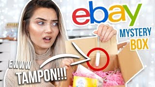 OPENING EBAY MYSTERY BOXES! ... WHY ME!? I