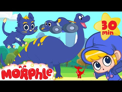 Mila Gets Morphing Power My Magic Pet Morphle Animation Episodes For Kids