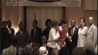 Dr. Dorinda Clark Cole ministering