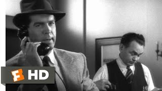 Double Indemnity (4/9) Movie CLIP - A Claims Man (1944) HD