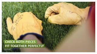 Jak položit umělý trávník