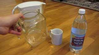 Bormioli Rocco Frigoverre Part 1 - Glass Jug Pitcher Review and Demo