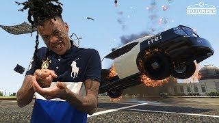 Boonk talks Relapsing, Destroying Cars & Getting Arrested for Weapons