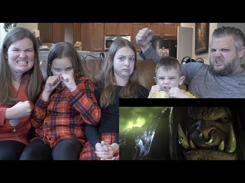 Xxx Mp4 World Of Warcraft Reaction Warlords Of Draenor 3gp Sex