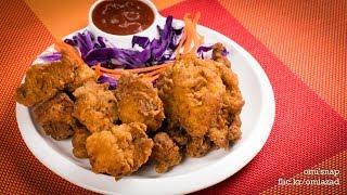 ক্রিসপি পপ চিকেন | Bangladeshi Crispy Pop Chicken Recipe | চিকেন পপ
