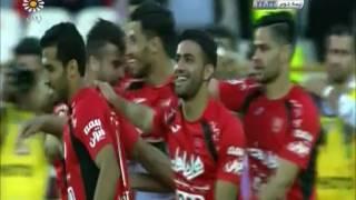 Perspolis Tehran vs Padideh Mashad IPL Week28 2016-17 Season