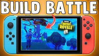 FORTNITE ANDROID RELEASE - NINTENDO SWITCH & INSANE BUILD BATTLE - Fortnite Battle Royale Gameplay