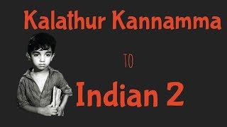 Kalathur kannamma to Thalaivan irukiran - A compilation | Kamal Haasan | BIGG BOSS TAMIL