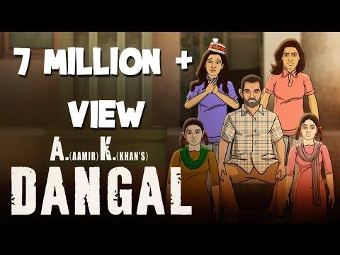 Dangal Movie Spoof | Aamir Khan | Shudh Desi Endings