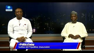 Atiku's Endorsement: Keyamo, Galadima Debate Parties' Chances At Presidential Polls Pt.1