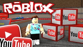 Roblox Adventures / YouTube Factory Tycoon / I Own DanTDM?!