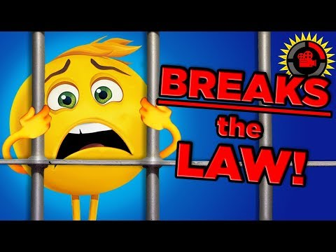 Film Theory Is The Emoji Movie ILLEGAL feat. Jacksfilms