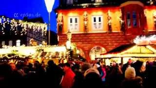 Famous Christmas Market of Goslar