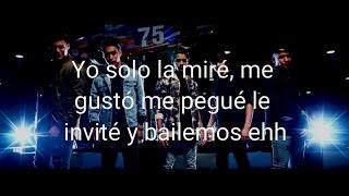 CNCO- Reggaetón Lento (Bailemos) Letra