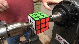 Out of Round Rubik's Cube