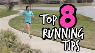 My Top 8 Running Tips!