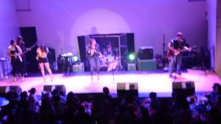 AEGIS BAND Live on Stage Singing Japanese Song. ZIRRKOH, T. Morato, Quezon City