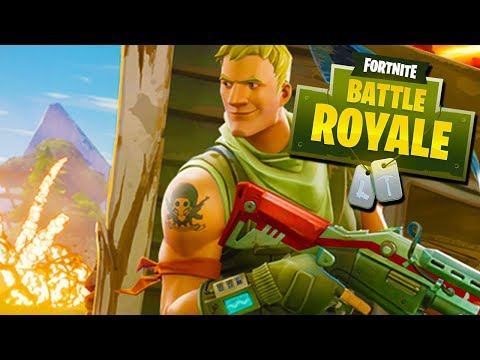 Fortnite Battle Royale FUNNY MOMENTS with The Crew!