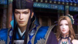 Dynasty Warriors 8 - All Jin Kingdom CG Movie Cutscenes (English)