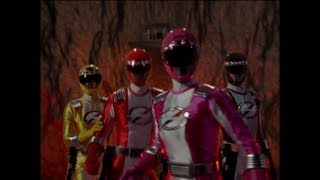 Power Rangers Operation Overdrive - Way Back When - Jewel 1 Clip Show (Episode 29)