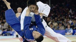 Seoinage: Nomura's Training Session  (3 peat olympic Judo champion) Eng. Subtitles